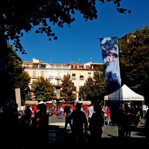 Japón en Granadaのフェリアへ行ってみました。