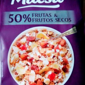 朝食はMuesli