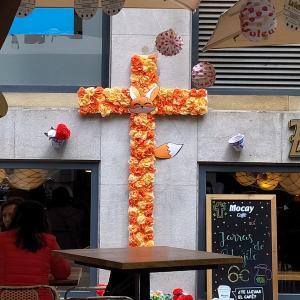 El dia de la cruz 十字架を探せ!