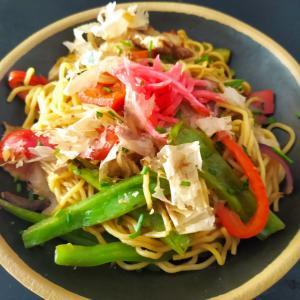 週の始まりは外食で我儘を言う。menu japones manera española