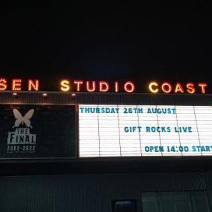 ★Live:a flood of circle - Gift Rocks Live 後編★ 26 Aug. 2021/新木場STUDIO COAST