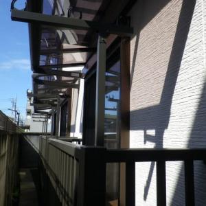 練馬区の新築アパートでエアコン5台取り付け工事