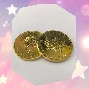 オンスコイン買取ました♫