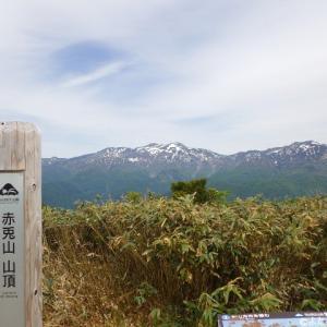 赤兎山(1628m) 6回目