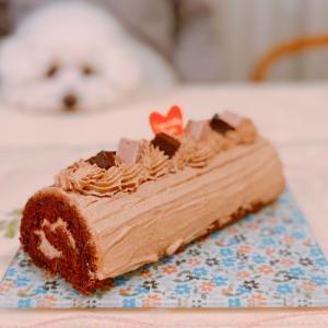 チョコレートのロールケーキに合わせる紅茶は?
