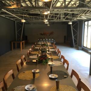 アリタポーセリンラボ旗艦店料理教室。