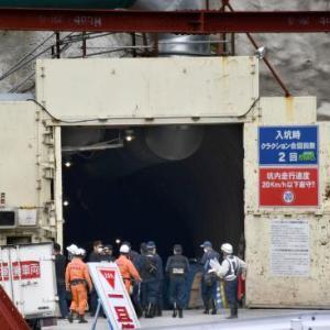 高浜原発トンネル事故について