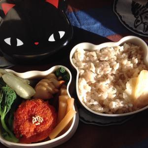 天栄弁当と新米コンクール