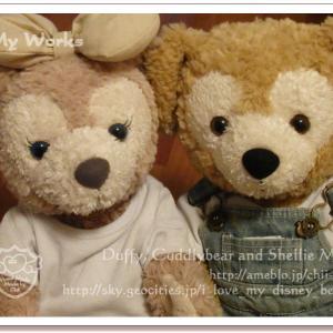 Tokyo DisneySea 20th Anniversary -Duffy's Goods-