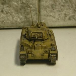 フジミ模型 1/76 マチルダ 戦車 プラモデル レビュー