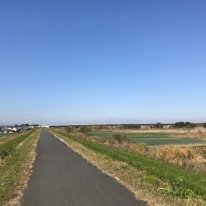 利根川遡上ライド 277km(その2)