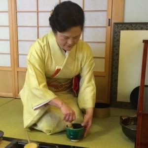 Hatsugama 2014 初釜