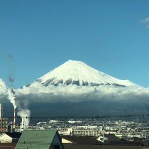 今日の富士山と大好きな静岡〜