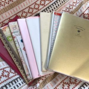 手帳アレコレ③〜過去の手帳には思い出が詰まってる