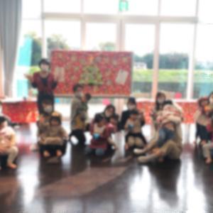 Happy Holidays〜親子英語講座12月終了しました