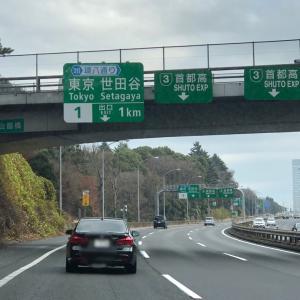 久しぶり、東京!!〜母を迎えに