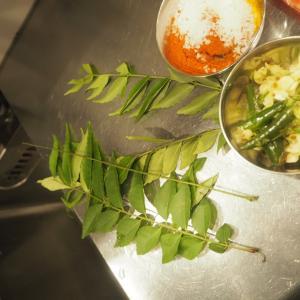 第5回インド料理教室〜なすカレー!