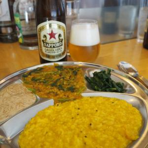 第10回インド料理教室〜パラクダルカリー
