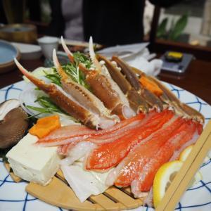 札幌カニ本家で蟹三昧❣️