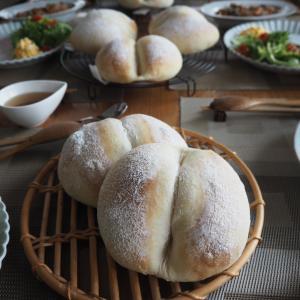 今日から!ふたごパン&フルーツクグロフのレッスン