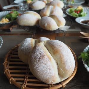 今週初めはふたごパン&フルーツクグロフのレッスン