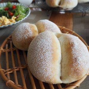 ふたごパン&フルーツクグロフのレッスンとかき氷
