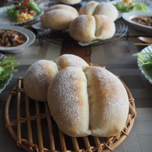 今週もふたごパン&フルーツクグロフのレッスン