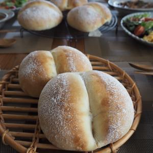 今日もふたごパン&フルーツクグロフのレッスンと江古田のパン