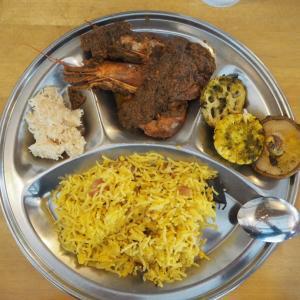 第20回インド料理教室〜プラウンカリー