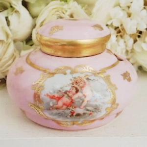 ★☆ リモージュ ピンク天使 香りのボトル ★☆