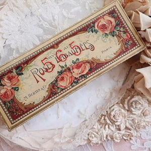 ★☆ サボンボックス(Rose Embaumees) ★☆