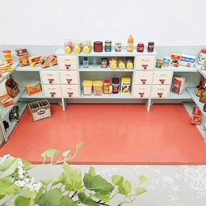 ★☆ ミニチュアドールショップの雑貨屋さん ★☆