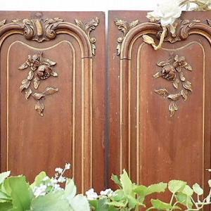 ★☆ 家具の装飾美 薔薇とロカイユ彫刻扉 ★☆