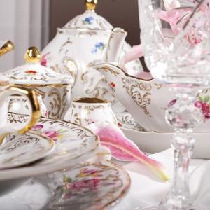 """""""★☆ テーブルを彩るアンティーク陶磁器 ~ヨーロッパの食器の歴史~ ★☆"""""""