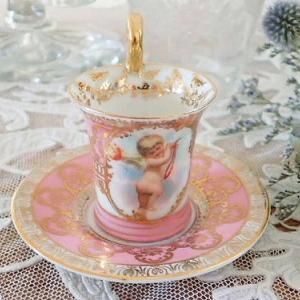 ★☆ ドレスデン 天使のカップ&ソーサー  ★☆