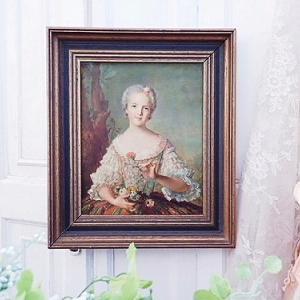 ★☆ 『マダム・ルイーズ』 肖像印刷画 ★☆