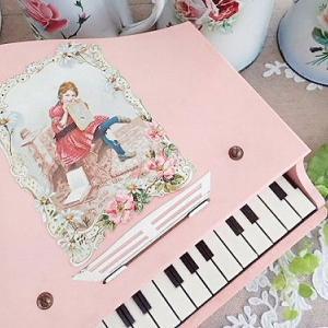 ★☆ 子供玩具 木製トイピアノ ★☆