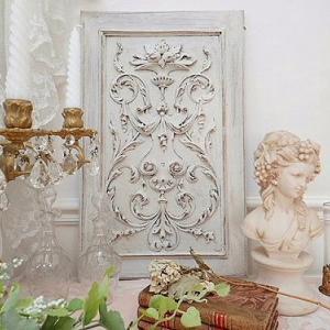 ★☆ 家具の装飾美 ロカイユ彫刻のパネル ★☆