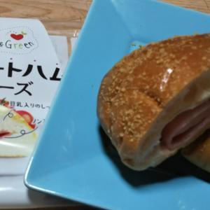 ノンミートのパン☆