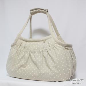 ミルクちゃんのキャリーバッグが出来上がりました☆2020.06.13①