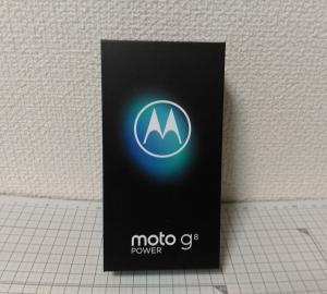 「moto g8 POWER」を購入