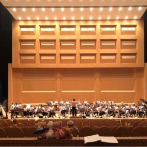 吹奏楽コンクール全国リハーサル中学
