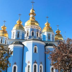 ウクライナ旅行・3日目 教会めぐり!