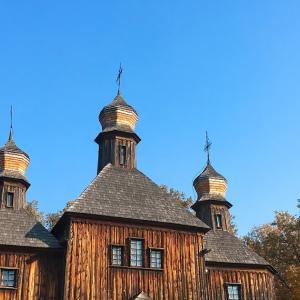 ウクライナ旅行・5日目 民族建築と生活博物館
