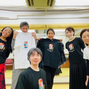 東京クラスにて。