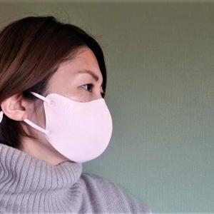 ■マスクもどんどん進化する!ペコペコしない・調節できるマスク■