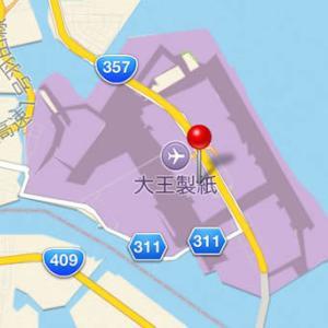 ios6の中でも一番ちょっと・・・ってなアプリは、今のところ地図くらいかな
