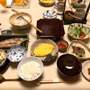 ご飯が超美味しい旅館2日目の朝ごはん@ふきや旅館