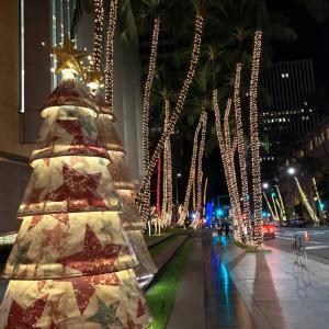 ファーストハワイアンバンクのクリスマスパーティー