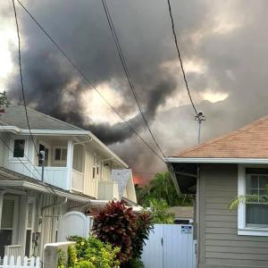 ハワイの住宅街で前代未聞の銃撃と放火